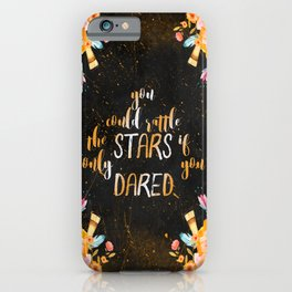 Rattle the stars (tog) iPhone Case