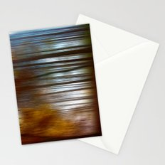 Abstract Autumn Forest Stationery Cards