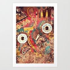 Pinball Wizard Art Print