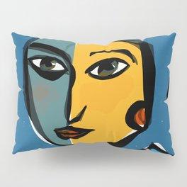Staring at Matisse Pillow Sham