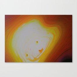 Manatee Super Nova Canvas Print