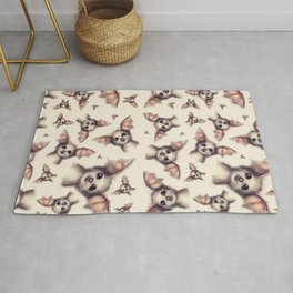 What the Fox - Pattern Rug