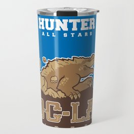 Monster Hunter All Stars - Loc-Lac Riders Travel Mug