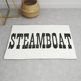 Steamboat Rug