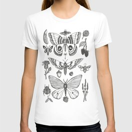 Natural History (Black) T-shirt