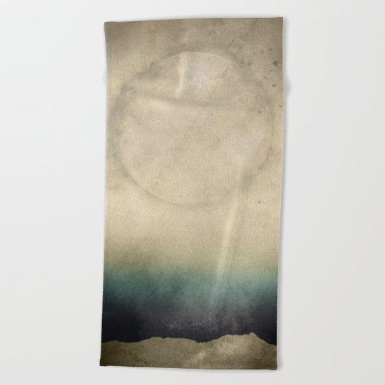 PaperMoon Beach Towel