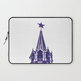 Kremlin Chimes-violet Laptop Sleeve