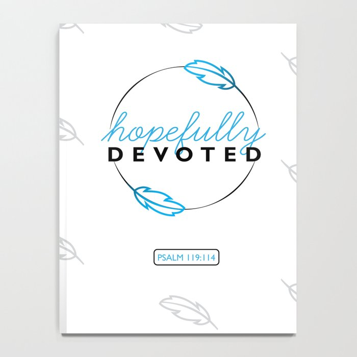 Hopefully Devoted Notebook