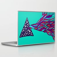 prism Laptop & iPad Skins featuring Prism by Kate Shea