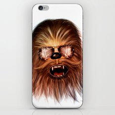 STAR WARS CHEWBACCA iPhone & iPod Skin