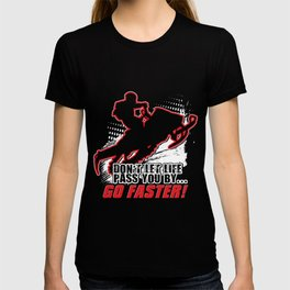 Go Faster T-shirt