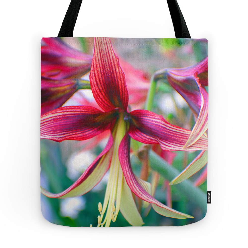 Flowers of Pink Tote Purse by gailsphotography (TBG8906497) photo