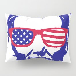 4th of July Lincoln Pillow Sham