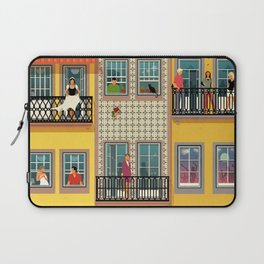 Porto Houses - Portugal Laptop Sleeve