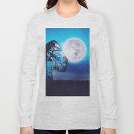The Moon Engineer Long Sleeve T-shirt