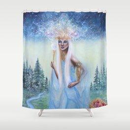 The Empress Shower Curtain