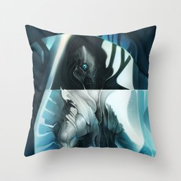 Ether Navigator Throw Pillow