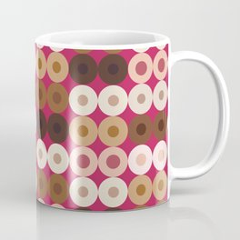 Breast Wishes (pink) Coffee Mug