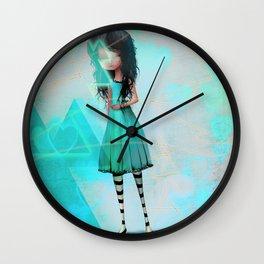 Vinding Wall Clock