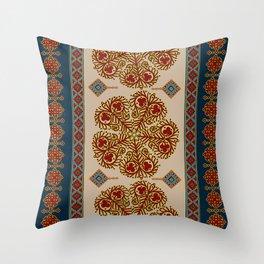Flower pattern #0243 Throw Pillow