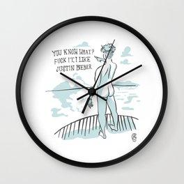 I like JB Wall Clock
