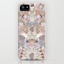 Pastel Powder Gems  iPhone Case