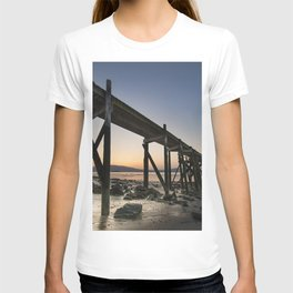 The old Peir at Holywood T-shirt