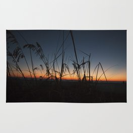 Sunset in the Dunes Rug