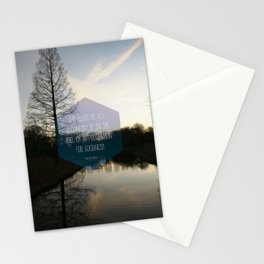 Roots Artprint Stationery Cards