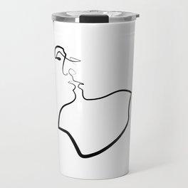 Friday Kiss Travel Mug