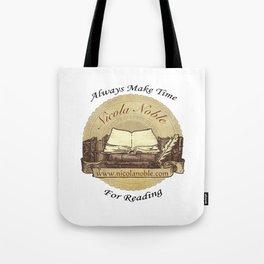 Nicola Noble - Book Logo Tote Bag