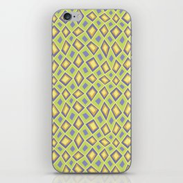 Diamonds are Forever-Happy Colors iPhone Skin