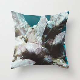 Mineral Two Throw Pillow