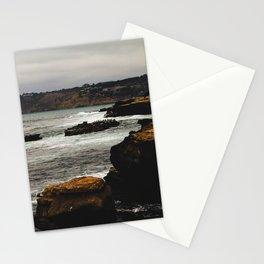 La jolla cliffs Stationery Cards