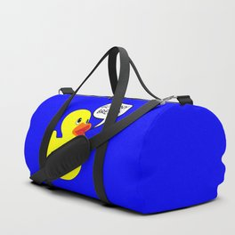 Rubber Duck - Got any Bread Duffle Bag