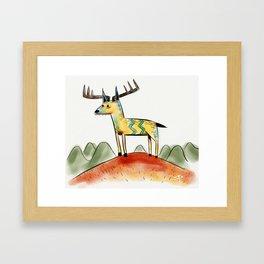 Imaginary Creatures #3 Framed Art Print