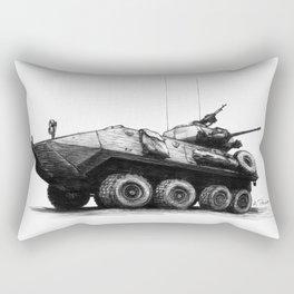 LAV-25 Rectangular Pillow