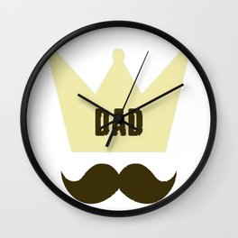 Father5 Wall Clock