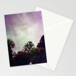 Purple Park Stationery Cards
