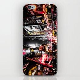 New York City Night II iPhone Skin