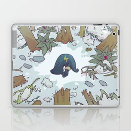 harrowed lost and bound Laptop & iPad Skin