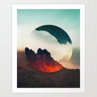 Second Sphere Art Print