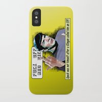 spock iPhone & iPod Cases featuring Spock.... by PsychoBudgie