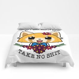 Fight Like A Girl. Comforters