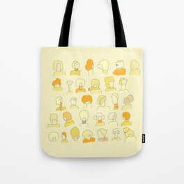 We are all different Tote Bag