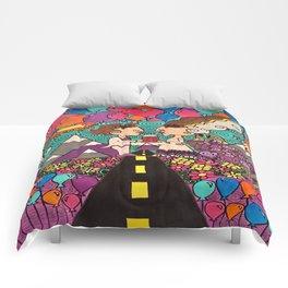 Devereaux  Forevereaux Comforters