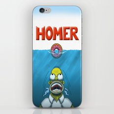 HOMER iPhone & iPod Skin