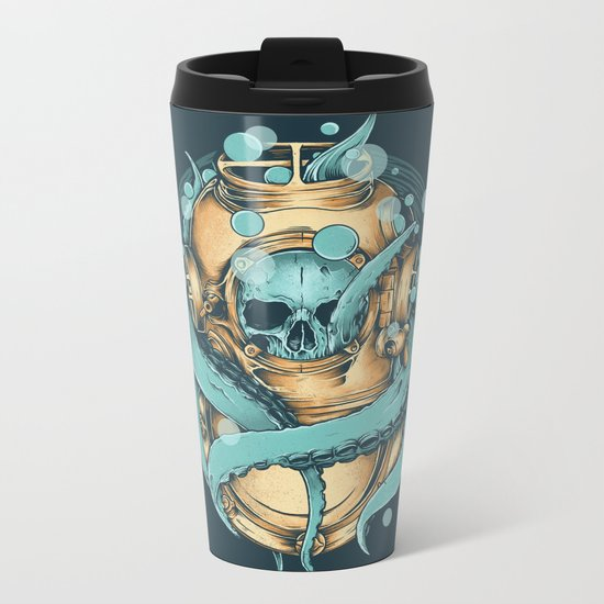 The Diver Metal Travel Mug