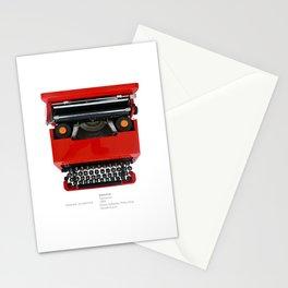 Olivetti Valentine Typewriter Stationery Cards