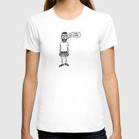 nerd T-shirts featuring Nerd by Addison Karl